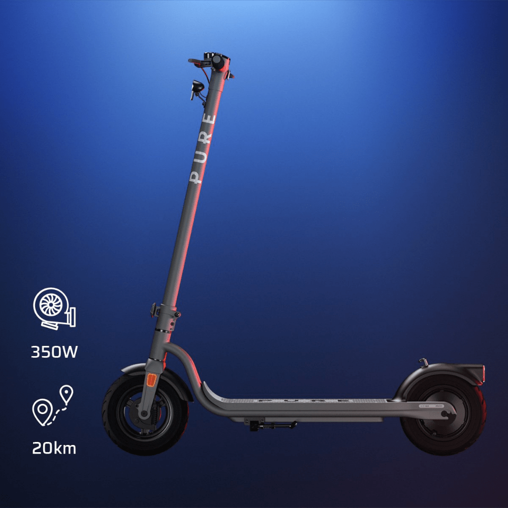 Pure Air Go Electric Scooter