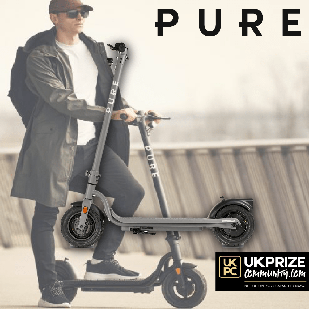 PURE AIR ELECTRIC SCOOTER